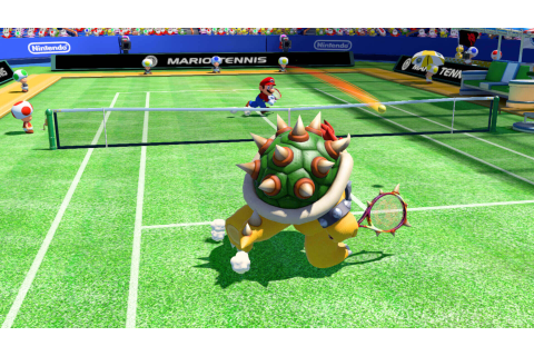 Mario Tennis Ultra Smash Coming to Wii U