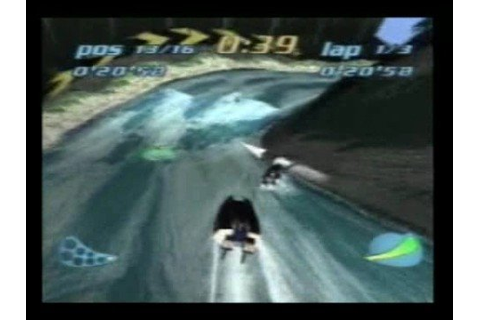 Rapid Racer demo (Ps1) - YouTube