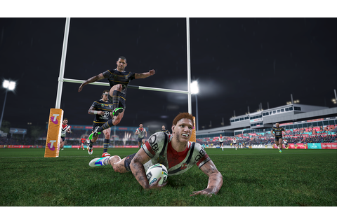 Rugby League Live 4 News, Achievements, Screenshots and ...