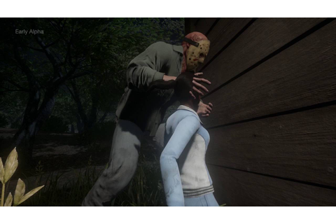 Friday the 13th: The Game world gameplay premiere - Nerd ...