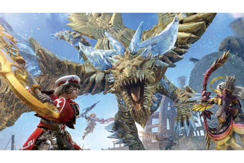 Rumor: Monster Hunter Frontier Online 2 in development for ...