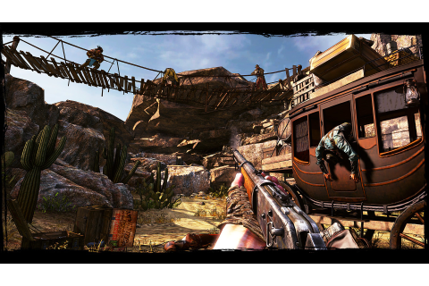 Ubisoft - Call of Juarez Gunslinger