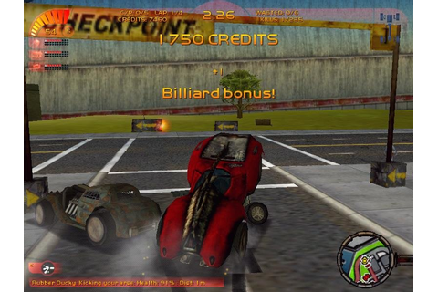 Carmageddon TDR 2000 - PC Review and Full Download | Old ...