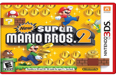 Amazon.com: New Super Mario Bros. 2: Nintendo of America ...