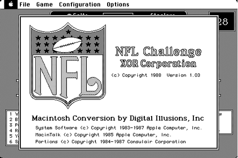 Download NFL Challenge - My Abandonware