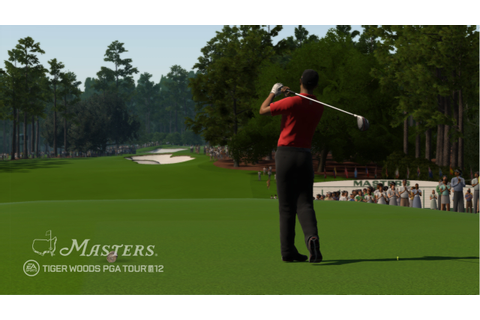 Tiger Woods PGA Tour 12 The Masters Free Download - Ocean ...