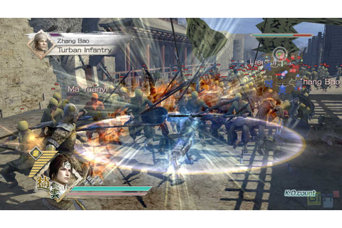 Tulisan Ragil: Download Game Dynasty Warrior 6 (DW6) RIP ...