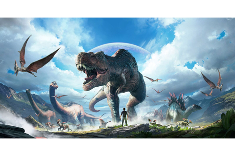 Ark Park VR Game To Finally Release On March 22 During GDC ...