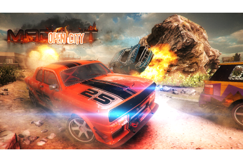 Download MadOut Open City Full PC Game