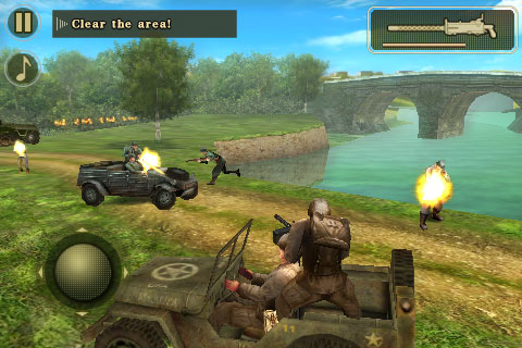 Gameloft also releases Brothers in Arms 2: Global Front HD ...