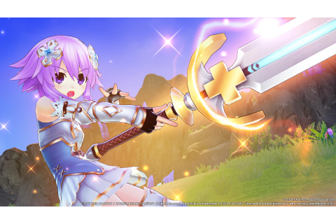 Cyberdimension Neptunia: 4 Goddesses Online (PlayStation 4 ...