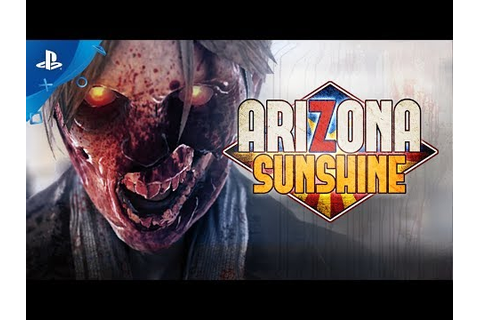 Arizona Sunshine Game | PS4 - PlayStation