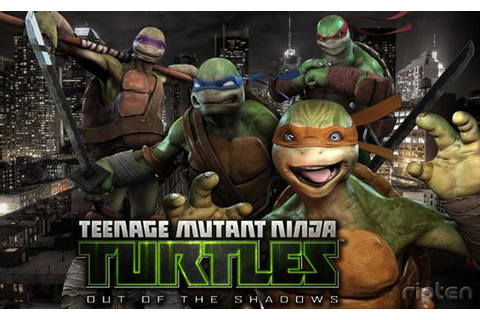 Soluce Teenage Mutant Ninja Turtles : Depuis les ombres ...