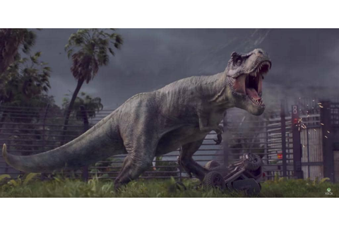 Jurassic World Evolution Game Announced | Nerd Much?