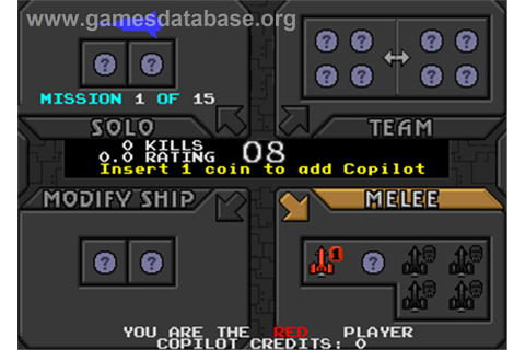 Space Lords - Arcade - Games Database