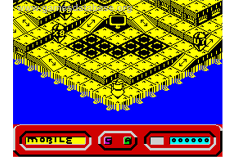 Quazatron - Sinclair ZX Spectrum - Games Database
