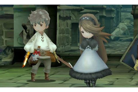 Bravely Default - Nintendo 3DS Review | Chalgyr's Game Room