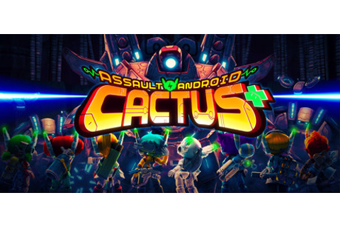 Save 60% on Assault Android Cactus on Steam