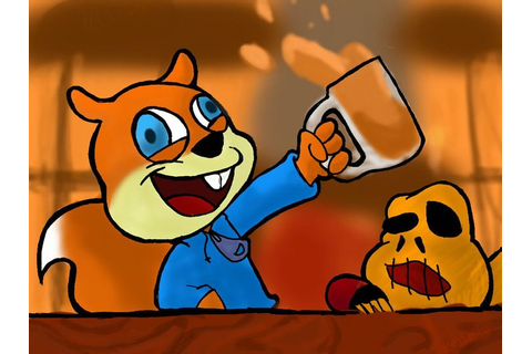 28 best Conker's Bad Fur Day images on Pinterest | Conkers ...