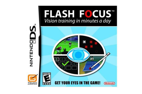 Flash Focus: Vision Training in Minutes a Day Nintendo DS ...