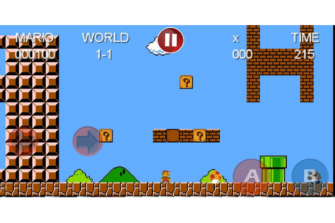 Hercules Technology NG: Tribute To The Classic Super Mario ...