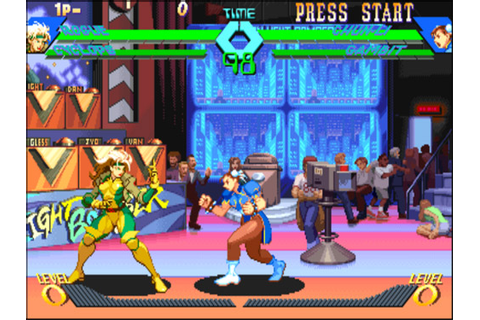 Download game free: Free Download Pc Games X-Men VS Street ...