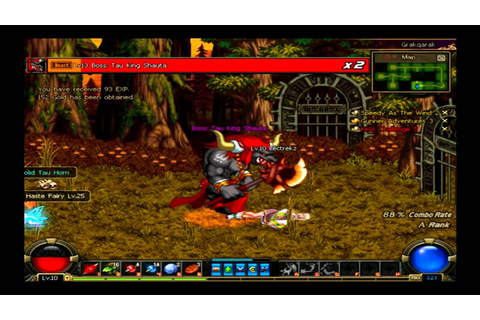 Classic Game Room - DUNGEON FIGHTER ONLINE for PC review ...