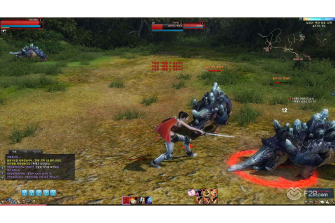 ArcheAge Screenshots - Archeache Free to Play Fantasy MMORPG