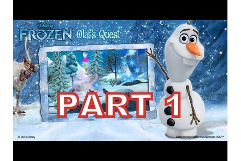 Disney Frozen Olafs Quest Ds Game Wal | Mp3itox.com