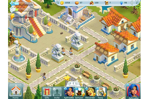 Divine Academy > iPad, iPhone, Android, Mac & PC Game ...