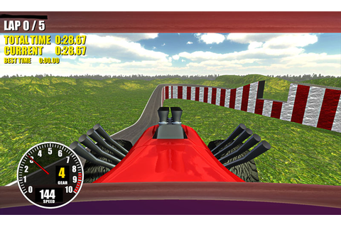Stunt Car Racer type racing game - Unity Forum