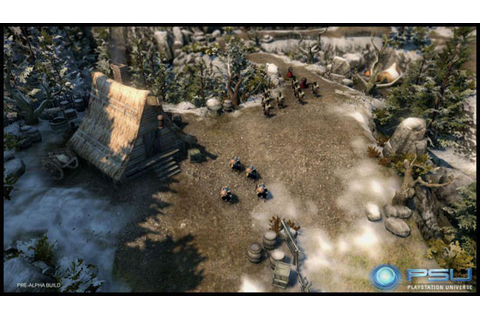 Under Siege is a new PS3-exclusive RTS game. Steven Seagal ...