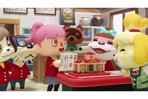 Animal Crossing: Happy Home Designer New Nintendo 3DS ...