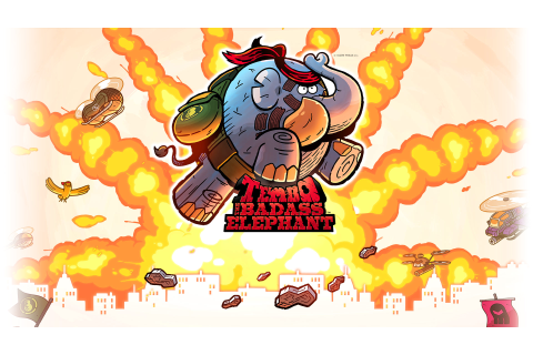 » Test : Tembo The Badass Elephant (PS4)