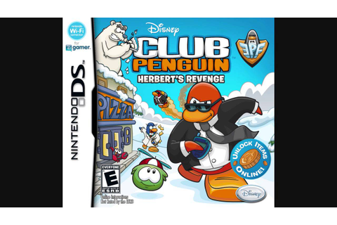 Club Penguin: Herbert's Revenge DS Music - One Very Grumpy ...