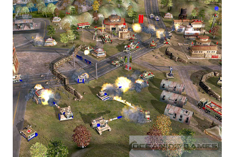 Command and Conquer Generals Zero Hour Free Download ...