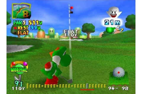 Top 25 N64 Games: Number 23- Mario Golf | N64 the People