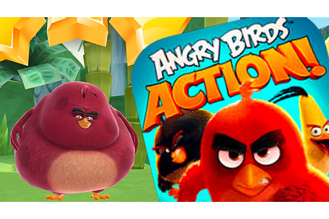 NEW TERRANCE CHARACTER UNLOCK - Angry Birds Action Game ...