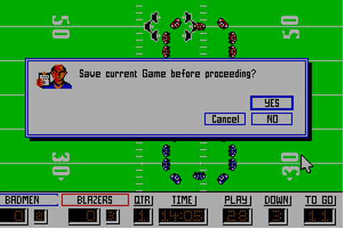 Download Playmaker Football - My Abandonware