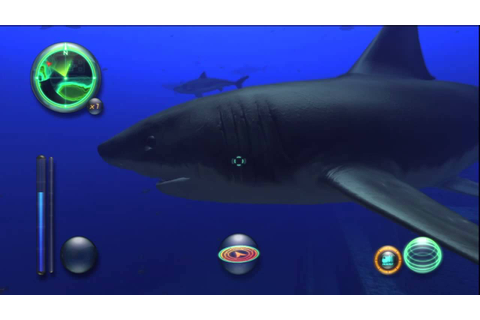 Aquanaut's Holiday: Hidden Memories - Megalodon Shark ...