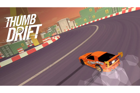 Thumb Drift Launch Trailer: FREE on iOS & Android - YouTube