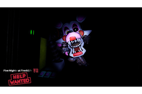'Five Nights at Freddy's' is even more creepy in VR | Engadget