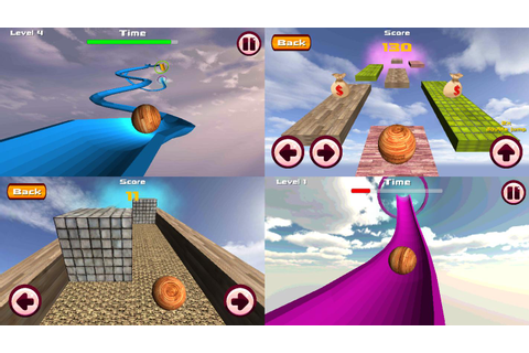 Ball Coaster 3D - roller dash APK Download - Free Casual ...