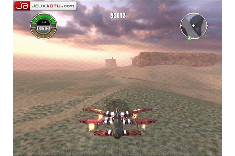 Test Crimson Skies : High Road to Revenge