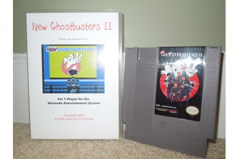 New Ghostbusters II | Obscure Video Games