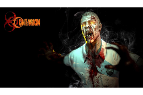 Contagion - Zombie Survival Game-play (Part 1) - YouTube