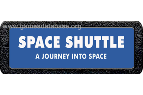 Space Shuttle: A Journey into Space - Atari 2600 - Games ...