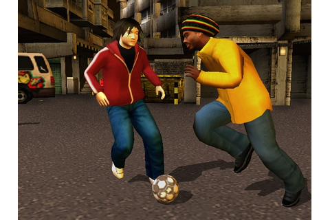 Urban Freestyle Soccer (Free Download) ~ Box Of Games ...