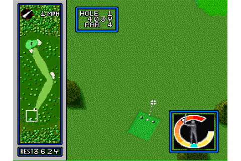 Hal's Hole in One Golf Game Download | GameFabrique