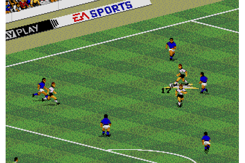 Piper2381: FIFA International Soccer, FIFA '94